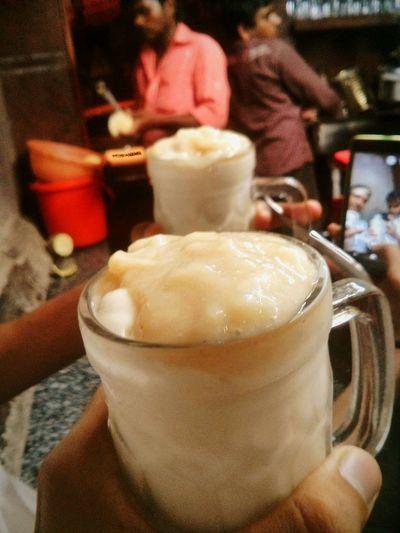 Custardapple Milkshake Whiteisright Hanging Out That's Me Enjoying Life