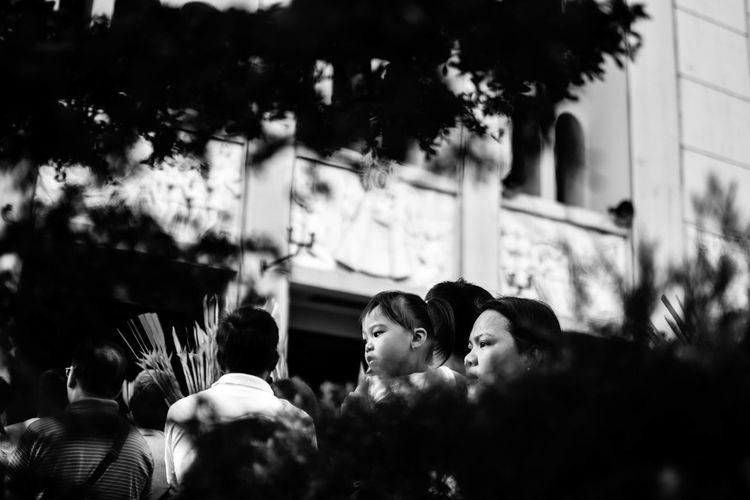 Sunday church for mother & daughter Manilacny2018 Bnw_greatshots Bnwphotography Street Streetsofmanila Bnwmood Bnwphilippines Bnwportrait Streetphotography Nikond3300 PhotowalkPH Nikon Igersmanila Wheninmanila Bnw_of_our_world 35mm Photowalkmanila Streetphotographyph Igersbnw Bnw Manila Blackandwhite Igers Philippines TBT  Bw Bnw_friday_eyeemchallenge Bnw_collection The Street Photographer - 2018 EyeEm Awards