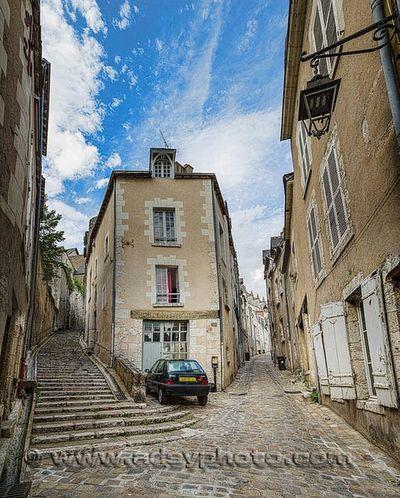 Traveling France Blois