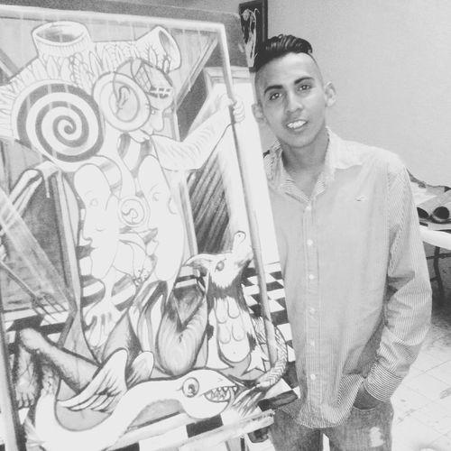 solo soy yo.MYSELFIE Beutiful  Arte .