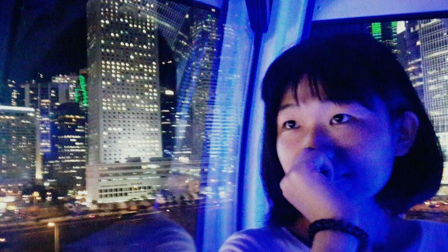 同行者 HongKong People Photography Color Photography Travel