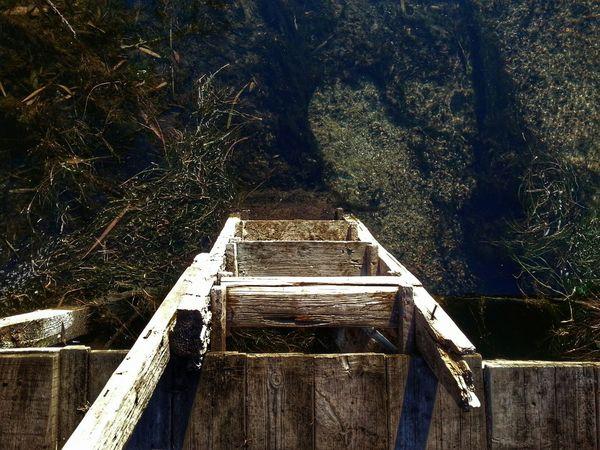 Лестница в подводный HDR Hdr_Collection River Traveling