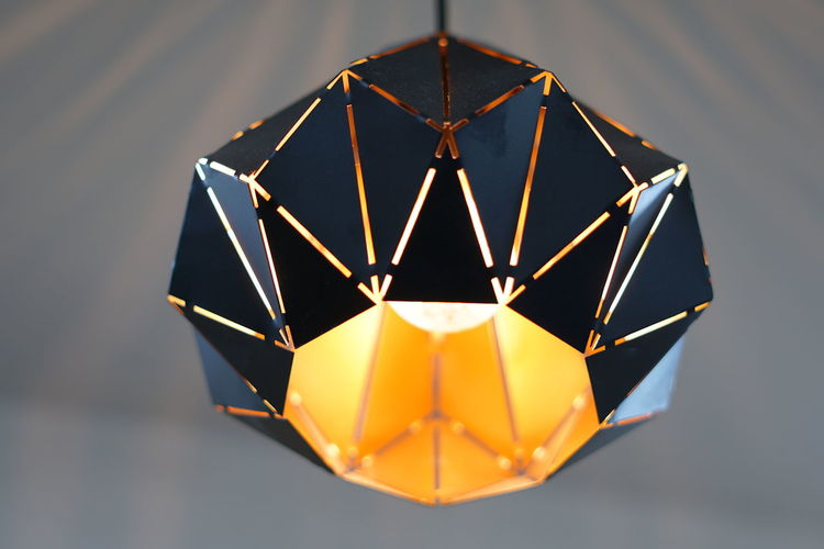Lamp EyeEm Selects Yellow Close-up Shape Diamond Shaped Symmetry