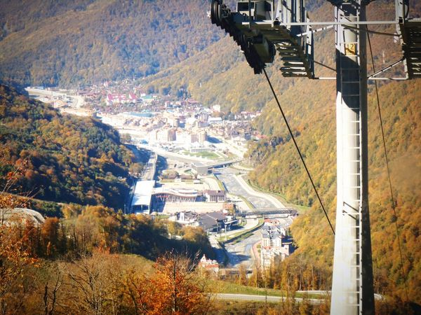 Autumn mood Overhead Cable Car Mountain Road Snowcapped Mountain Rocky Mountains Physical Geography Geology Ski Track Foreground Snow Covered Winding Road Rugged Snowcapped Steel Cable Zermatt Empty Road Snow Terraced Field Cold Snowfall Verbier
