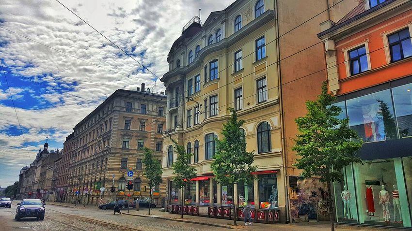 Riga Riga Latvia Rigaphotos Rigailoveyou RigaCity Rigaplaces Street Building