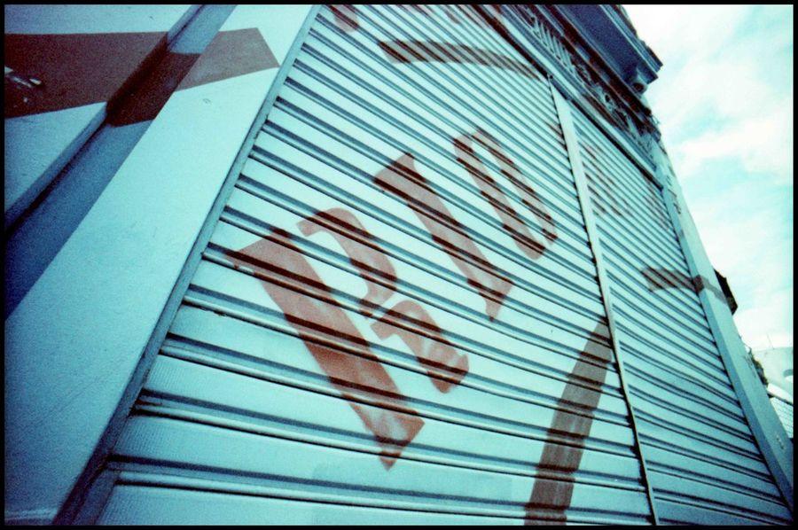 Urban Rio on Film 35mm Film Analogue Photography Architecture Brazil Cathedral Church Copa 2014 Faith Football Lomography Pyramid Rio Rio De Janeiro Travel Beach Church Windows Color Color Glass Petrol Station Rio Metro Shore South America Street Photography Urban Xpro