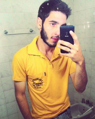 Eu de uniforme *-*