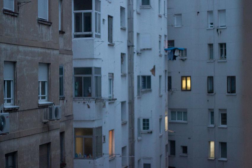 House Wohnen Wohnungsgenossenschaft Wohnhaus Gettho