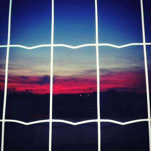 Full frame shot of dramatic sky during sunset