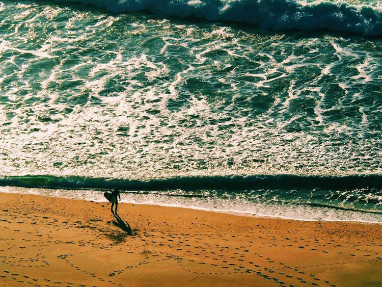 No editing needed. Beach Surf Surfing Water Nature Land Day High Angle View No People Beach Beauty In Nature Tranquility Sunlight Outdoors Plant Sand Scenics - Nature Green Color Sea Tranquil Scene Landscape Reflection The Great Outdoors - 2018 EyeEm Awards EyeEmNewHere Summer Sports