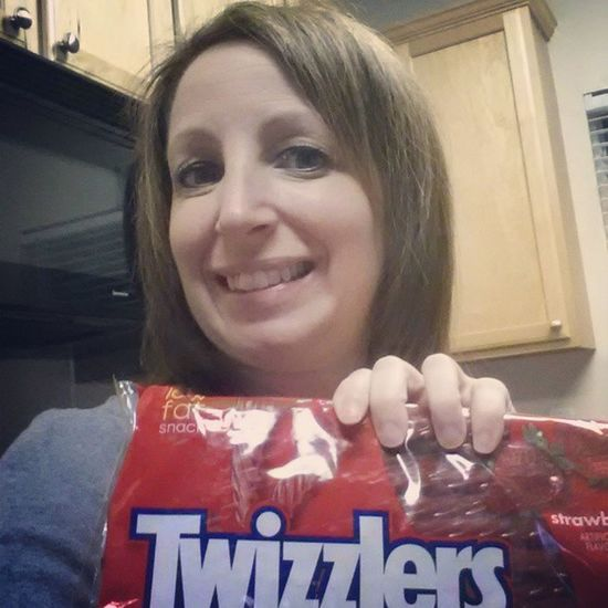 Twizzlers my biggest Weakness Saturdaynight Feetup deadliestcatch relaxing yummy quiettime