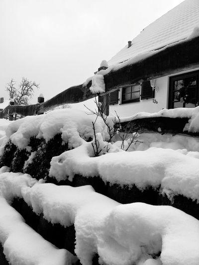 Süppelbach Winter Smartphonephotography Germany Biancoenero Winter Süppelbach