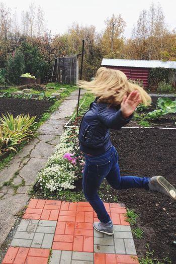 Model Good Morning Happy Girl Russia Russian Girl Novosibirsk Sun ☀ Autumn Circling Blonde Lifestyles Enjoying Life That's Me