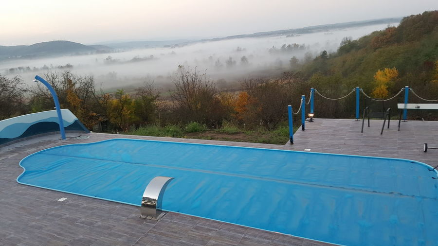 Water Swimming Pool Outdoors Nature