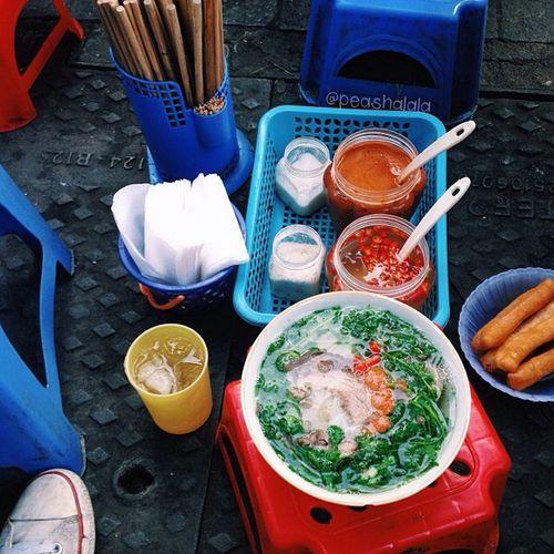 Phở gánh vỉa hè Lozi Lozihanoi Vietnamese Food Food Porn