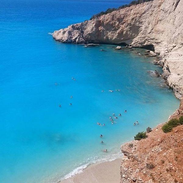 Portokatsiki Lefkada Leukada Greece Ionianislands
