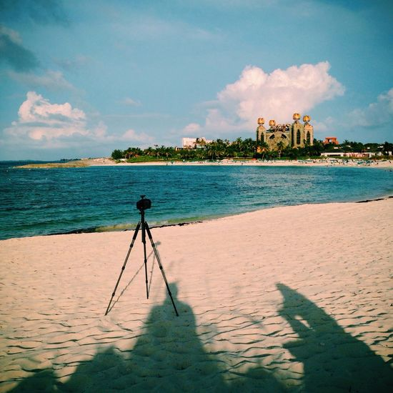 Atlantis, Bahamas.  Timelapse Photographgy