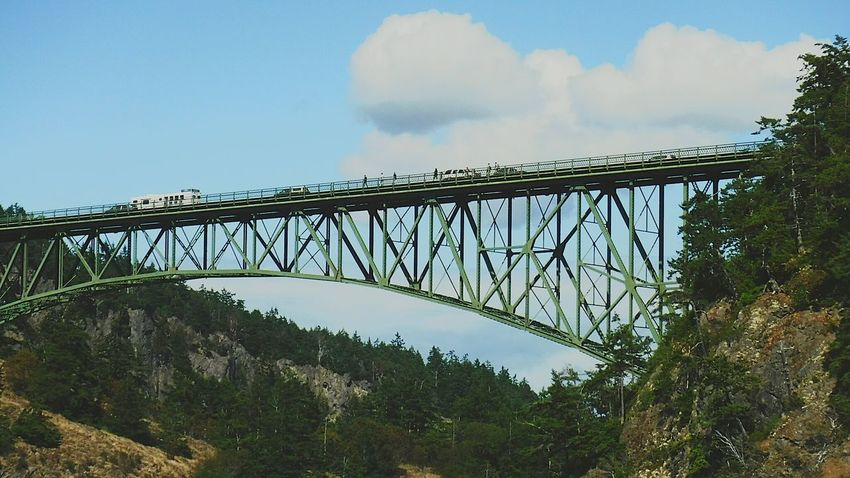 Fine Art Photography The Bridge Deception Pass Good Morning Beautiful Taking Photos Hello World Love Summer Sky_collection