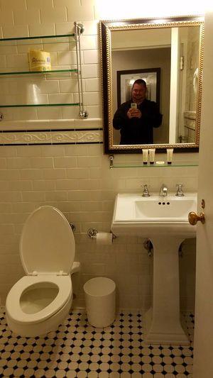 Bathroom Hygiene The Gideon Putnam - Saratoga Springs, NY