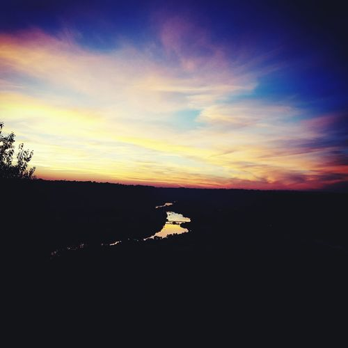 Beauty In Nature Dramatic Sky Sky Tranquil Scene Snake River Canyon Nature Sunset
