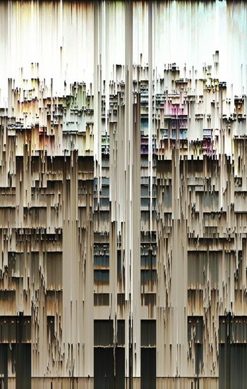 Abstract Glitch Backgrounds Full Frame Architecture Abstract Backgrounds