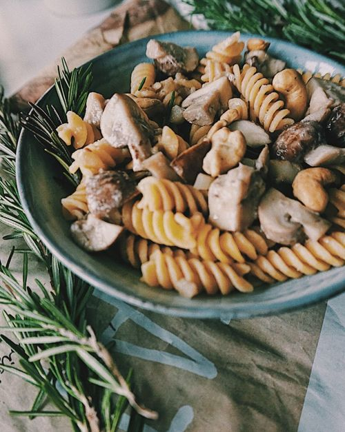 Pasta day Healthy Vegan Gluten Free Glutenfree Pasta Food And Drink Food Plate Italian Food Freshness Indoors  No People Healthy Eating