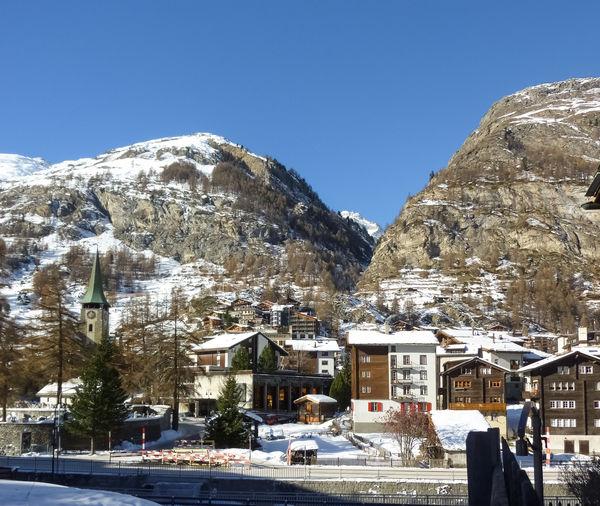 Zermatt in