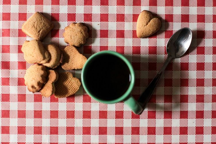 Take A Coffee Cookies and Hearts EyeEm Best Shots EyeEm Best Edits EyeEm Gallery Expresso Time Mokacoffee Cup Of Coffee Butter Cookies