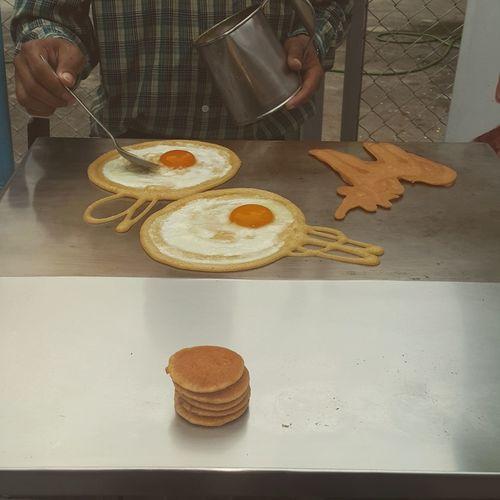 ทานแต่เด็ก ...เข็นขายหน้าบ้าน ...หน้าโรงเรียนชอบมีเหมือนกันCapturing Freedom Memory Childhoodmemories Mythirdworldsweet Snack Time! ขนมโตเกียว Pancakes! For My Sis For My Girl