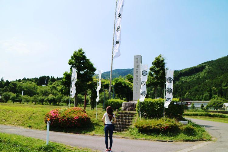 ⚔️ Sekigahara History Sky Day Thankyou