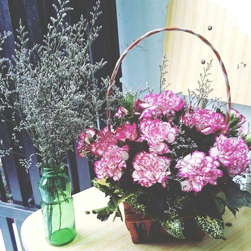 Dành cho ba MissDad Tired Boring Carnation Limonium