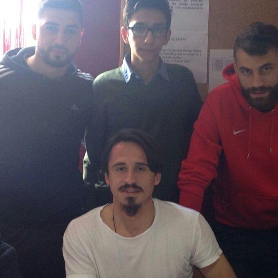 Eskişehirspor Futbolcuları ile Futbol<3