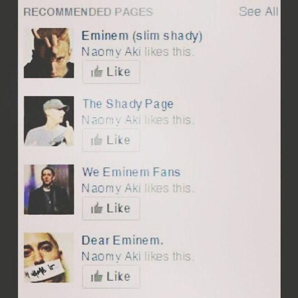 Eminem Number One Fan ss by bro :))