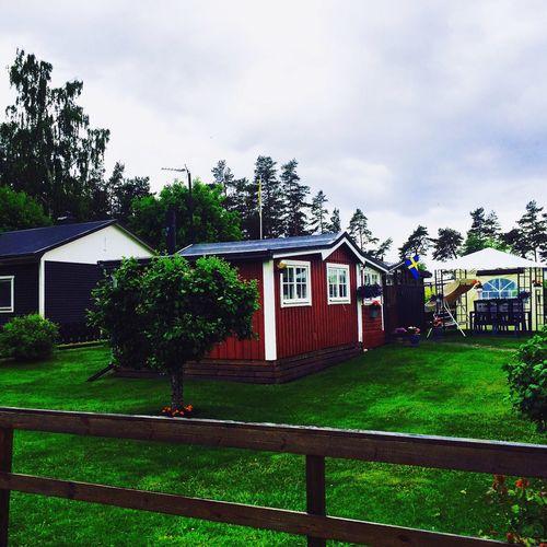 Motala Hanging Out Sverige Swedish Summer Sweden Swedish House Enjoying The Sun Sunny☀ Midsommar