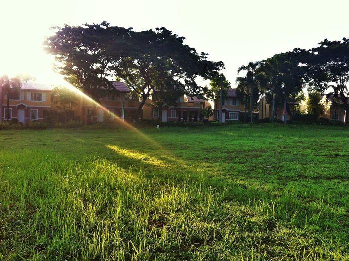Tierra Sunrise Reflection