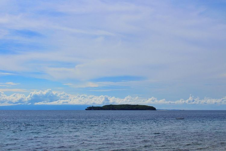 Sea Cloud - Sky Beach Nature Outdoors Blue No People Water Sky Beauty In Nature Day Horizon Over Water Scenics