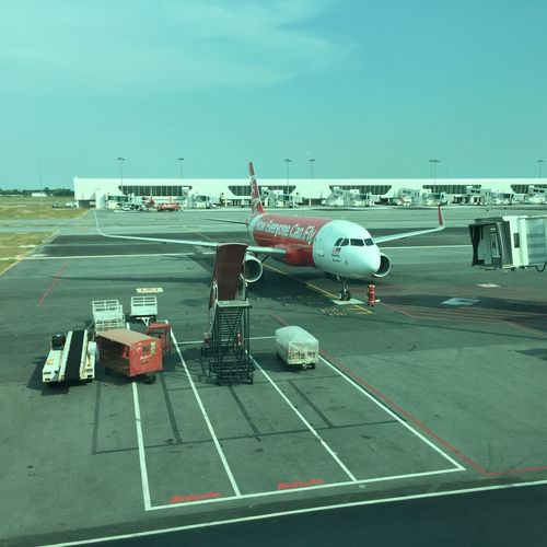 In The Terminal My Smartphone Life Airasia Iphone6 IPhoneography Airport Sepang Malaysia