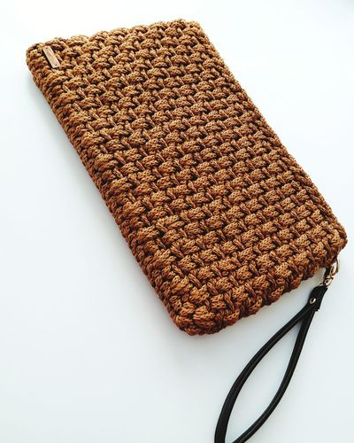 Kendi hazıdladığım , tasarım örgü çanta. Moda Modafashion Trend Bag Bags Elisi Elemegi Tasarım Canta Knitting Crochet Orgu White Background Studio Shot Close-up Wool Knitting Needle First Eyeem Photo