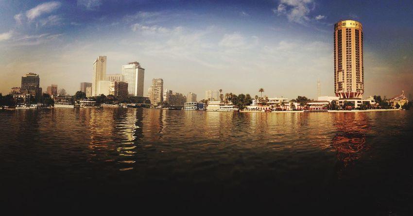 Nilo Egipto