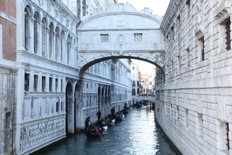 Architecture Built Structure Canal Europe Trip Tourism Venece Venecia Venezia Water