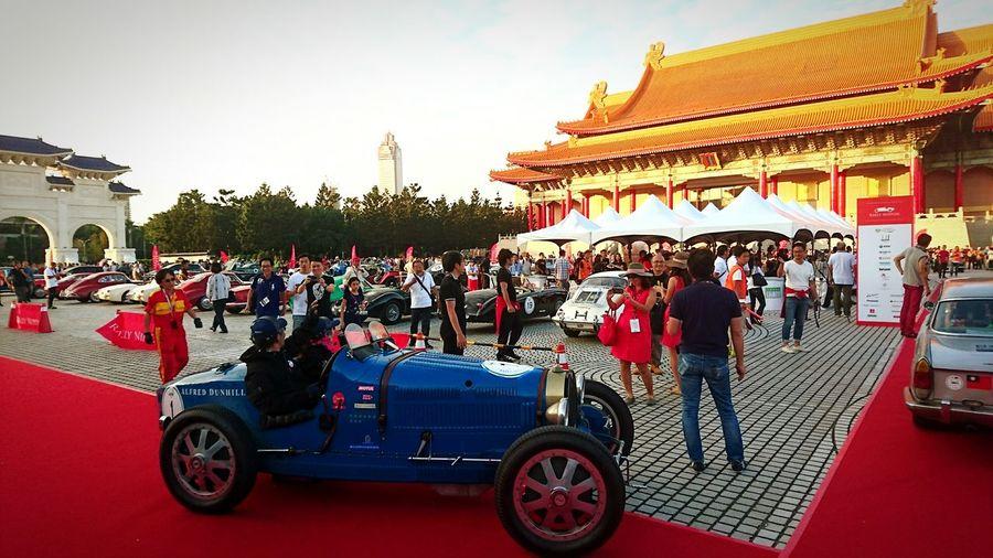 The Drive RALLY NIPPON IN TAIWAN BUGATTI Type 35B