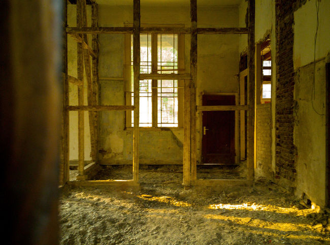 Abandoned Absence Architecture Building Built Structure Damaged Day Deterioration Domestic Room Door Empty Entrance Home Interior House Indoors  No People Obsolete Old Open Ruined Run-down Window Window Frame