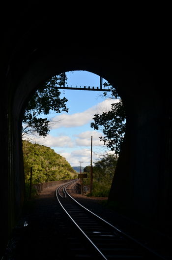 Cloud Architecture Built Structure Nature Railway Train  Viaduct V13