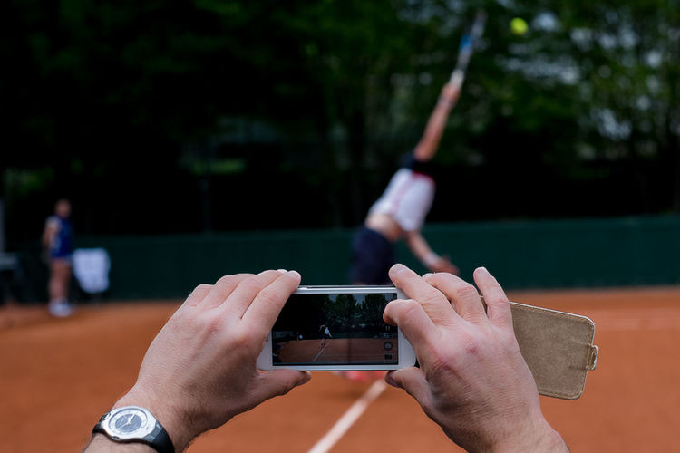 Qualification French Open 2016 Roland Garros French Open ROLAND GARROS Roland Garros 2016 Smart Phone Sport Tennis 🎾 First Eyeem Photo