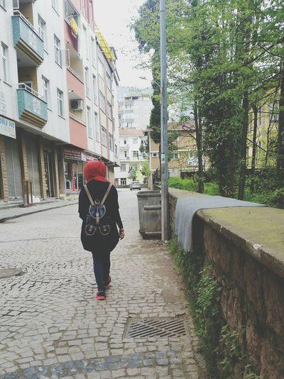 Walking City View  Street Samsung Galaxy S5 Peace Sistaaa✌ Rize/Turkey