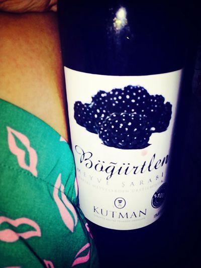 Antalya Içelim Güzelleşelim Bogurtlen şarap