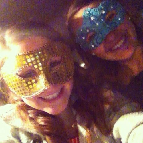 Masquerade Dance :) Love Her ❤