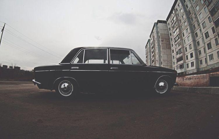 Low Resto Vaz Car