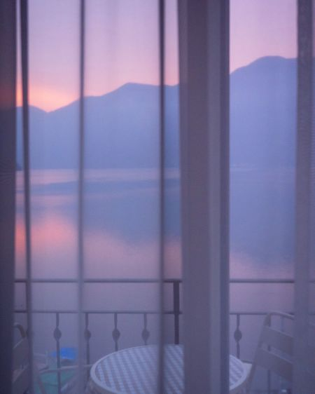 Lake View Backgrounds Full Frame Pattern Indoors  No People Window Glass - Material Curtain Close-up Reflection Textured  Transparent Sunlight Textile Sunset Grid Nature Day
