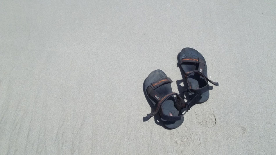 Sendal on the Beach Sands Beach Life Beach Photography Nature Nature Photography Beach Beachlife Beachphotography Day Footwear Headwear Helmet High Angle View Men Nature Beach One Man Only One Person Outdoors People Rijall Rijall Blues Rijallblues Sendai Sendal Sendals Young Adult